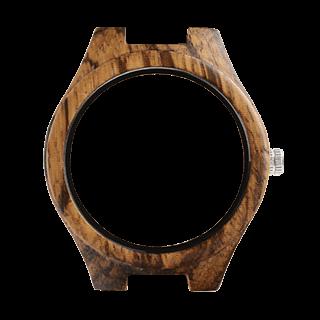 Zebra Wood Case WAM2