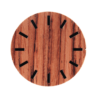 Red Wood dial D13