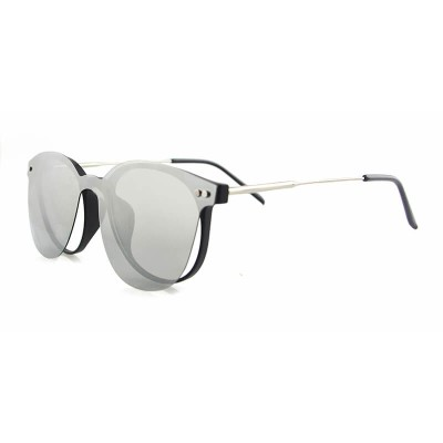 clip-on glasses sunglasses frame polarized magnetic clip on sunglasses