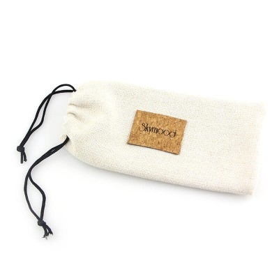 hemp pouch for sunglasses