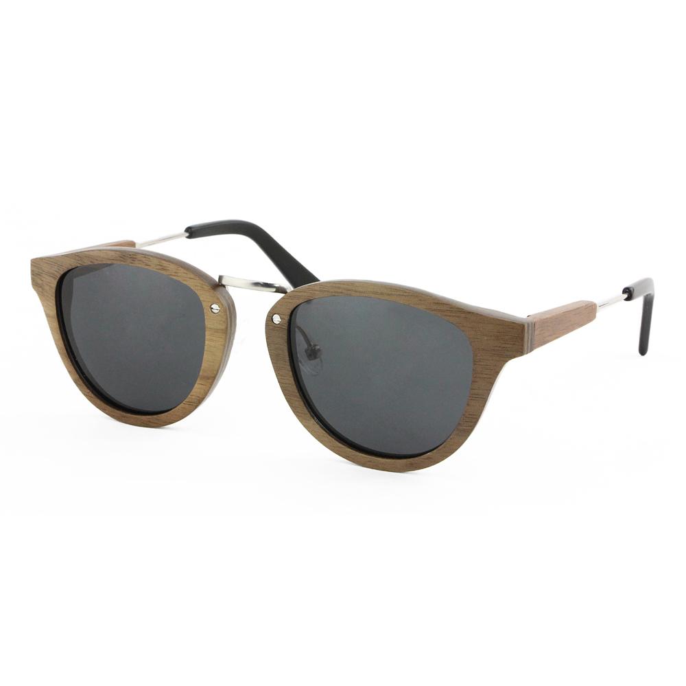 05190b5bf55 Wayfarer Walnut Wood Sunglasses