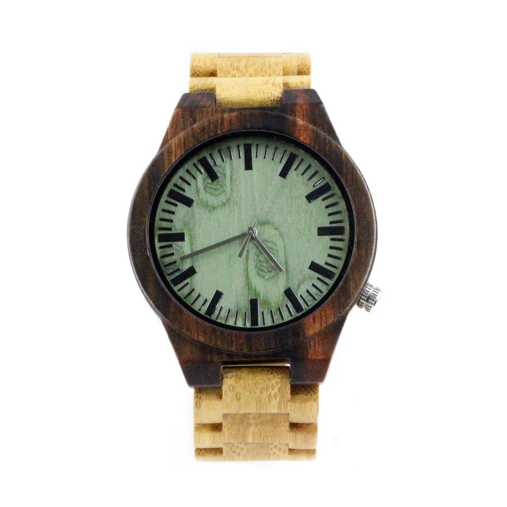 Eco Friendly Wooden Watches All Nature Wood Strap