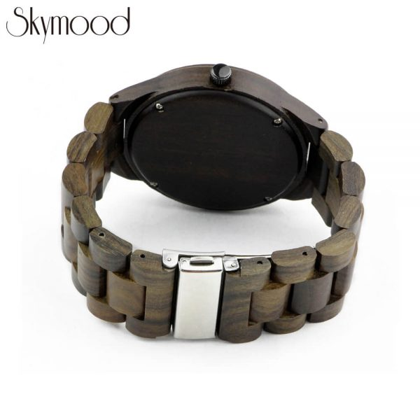 all wood watches