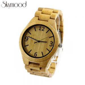 women bamboo full wooden watches amazon physical picture