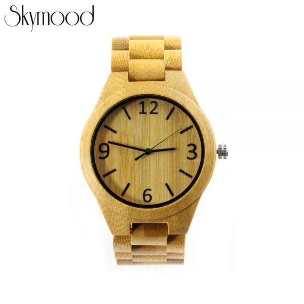 women bamboo full wooden watches amazon show picture