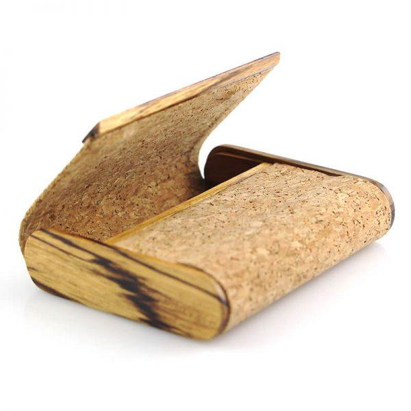 wood wallet etsy